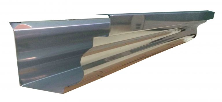 Stainless Spanish Gutter Whistlersteel